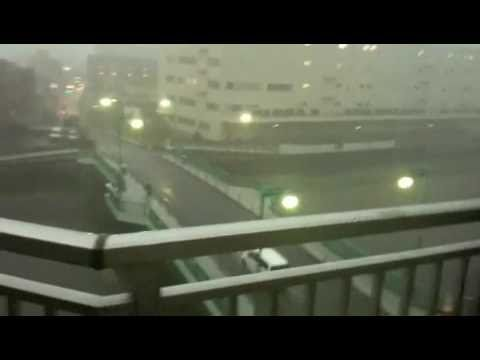 ITABASHI-KU TOKYO JAPAN Rainy morning.m4v