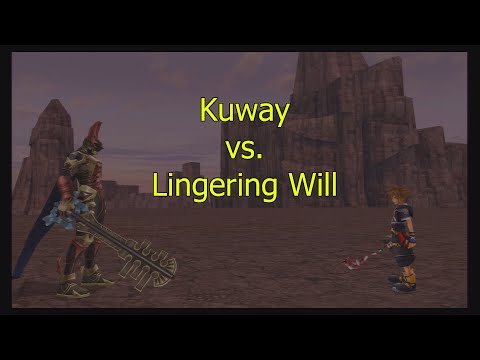 This Dude Doesn't Mess Around... | Kuway vs. Lingering Will!!!