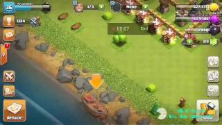 Clash of clans new update and rebuilding of boat