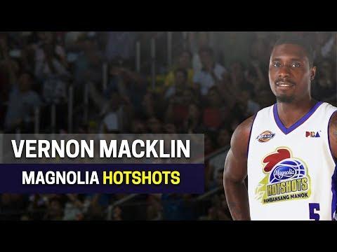 Vernon Macklin to Magnolia Hotshots? | PBA Commissioner's Cup 2018
