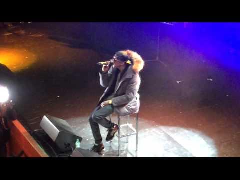 August Alsina Ghetto (Including Acapella) Live At London's Indigo2 09.03.2014