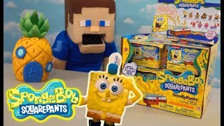 Spongebob Squarepants Sponge on the Run Movie SmellyPants Blind Box Toys!