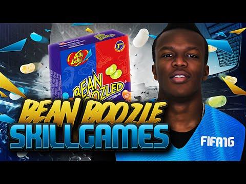 FIFA 16 | BEAN BOOZLE SKILL GAMES!!!
