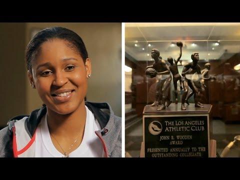 Maya Moore: Outstanding Collegiate Athlete