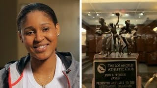 Maya Moore: Outstanding Collegiate Athlete