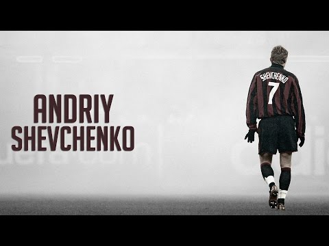 Andriy Shevchenko ● Legendary Striker ● A.C. Milan 1999-2006