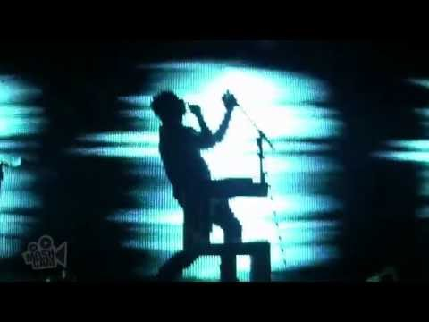 Nine Inch Nails - The Warning   Live in Portland   Moshcam