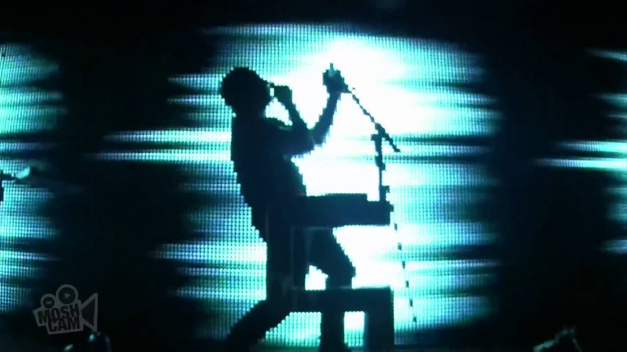 Nine Inch Nails - The Warning | Live in Portland | Moshcam - YouTube