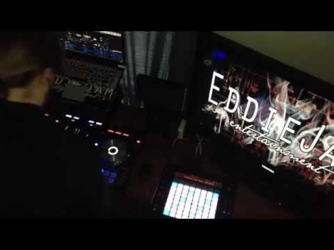 DJ EddieJamz Practice Mix (Video Jockey)