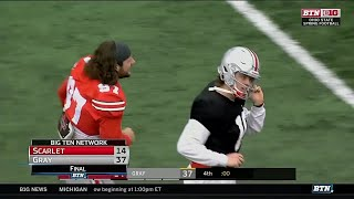 Ohio State Spring Football Highlights