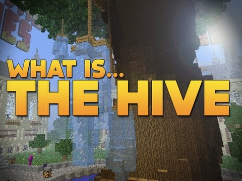 What is THE HIVE? - Minecraft Network - YouTube