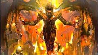 Overlord Vs Demon
