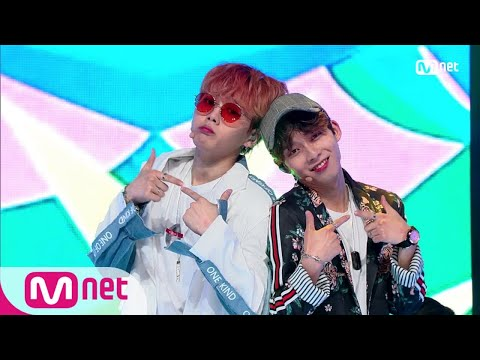 [WOO JIN YOUNG, KIM HYUN SOO - Falling In Love] KPOP TV Show | M COUNTDOWN 180614 EP.574
