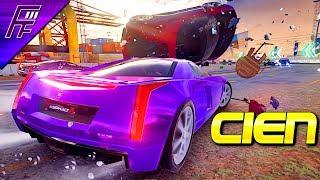 Cadillac Cien Concept Videos