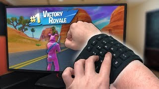 Don't Play Fortnite With This Keyboard