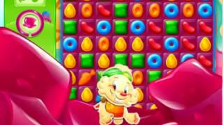 Candy Crush Jelly Saga Level 743 - NO BOOSTERS **