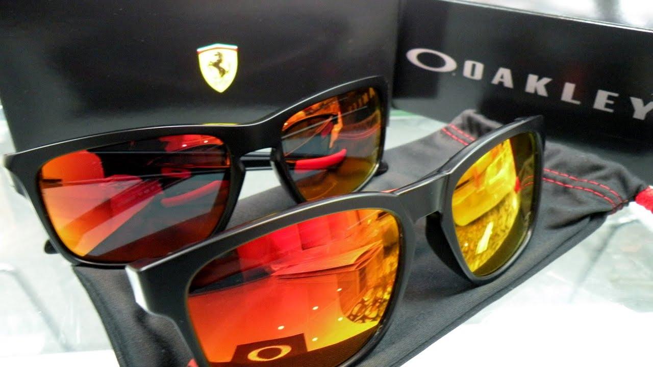 Oakley Sliver Ferrari