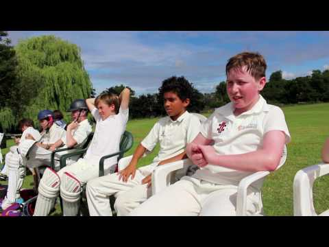 A Day in the Life of a Cricket Club