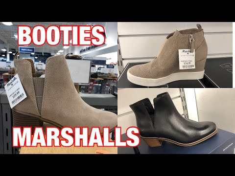 marshalls-booties-/-boots-shoes-fall-fashion-2019