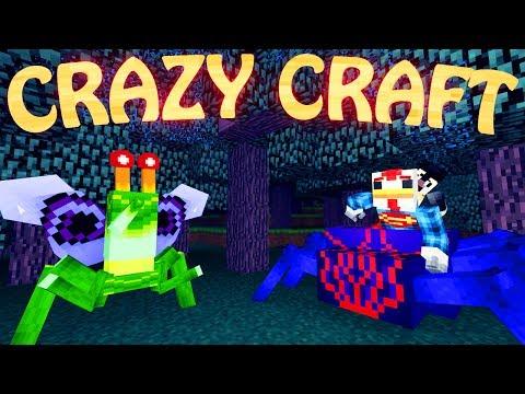 Full download minecraft crazycraft orespawn modded for Crazy craft free download