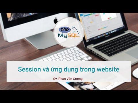 Session và các ứng dụng trong website