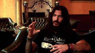Machine Head interview - Robb Flynn (part 5)