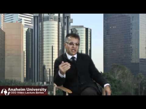 Adexa President & CEO K. Cyrus Hadavi, Ph.D.