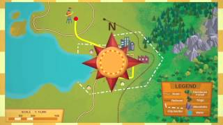 What are Maps? Learn & Grow Kids Geography Lesson LeapFrog YouTube