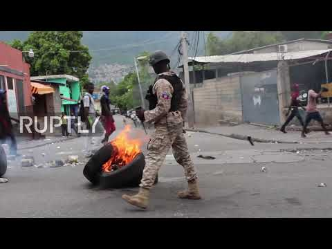 Haiti: New cabinet announcement fuels riots in Port-au-Prince