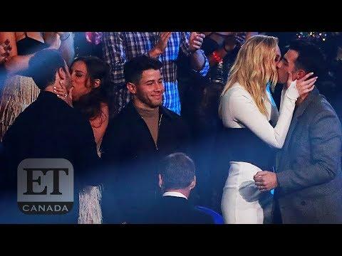 Priyanka Chopra Reacts To Lonely Nick Jonas At VMAs