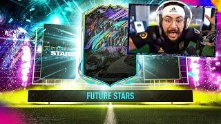 OMG I PACKED 4 FUTURE STARS!!! FIFA 21
