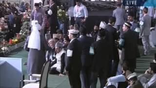 Academic Awards Distribution - Concluding Session - Jalsa Salana UK 2012 Islam Ahmadiyya