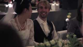 Erik & Lina Wedding in Holland- Wedde. BEST MULTI-RACIAL WEDDING!