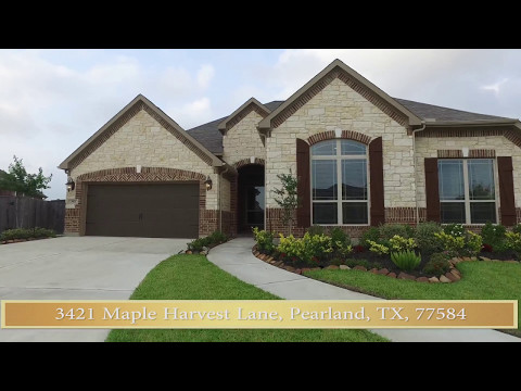 3421 Maple Harvest Lane, Pearland, TX, 77584