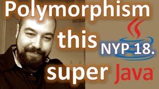 Polymorphism (Çok şekillilik) Java ile Nesne Yönelimli Programlama 18. Video