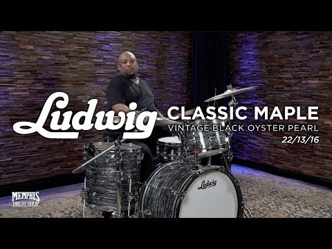 Ludwig Classic Maple