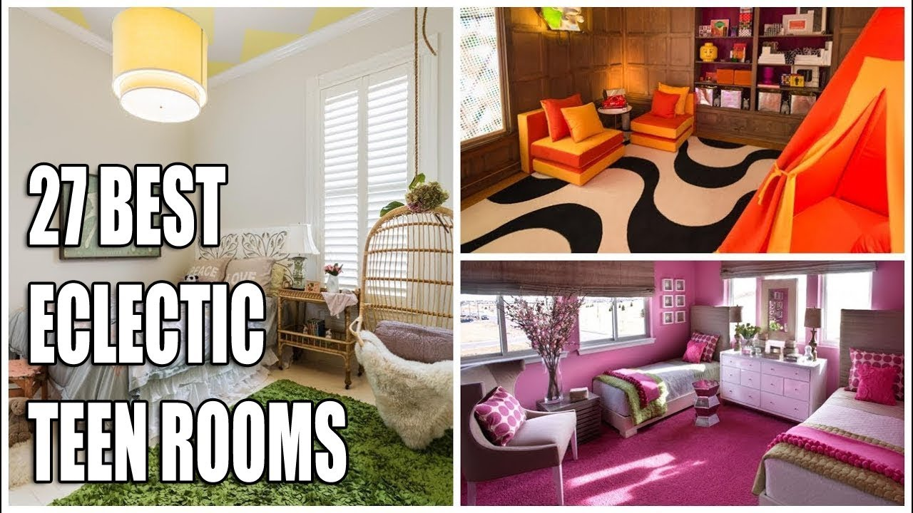 27 best eclectic teen rooms
