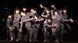 ダンスカンパニーのDAZZLE(ダズル)が28日、新作公演『二重ノ裁ク者』...