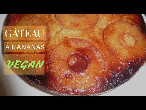 gâteau-à-l'ananas-vegan-(recette-et-préparation)