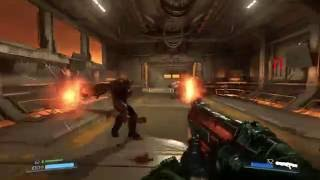 DOOM SnapMap E1M2 Nuclear Plant