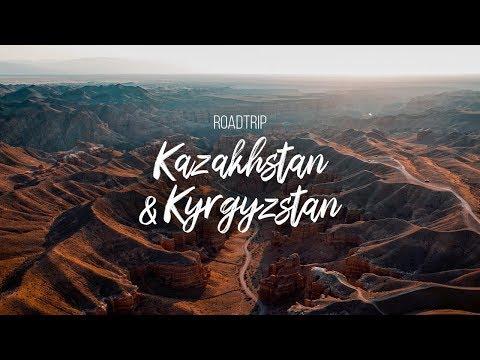Rundreise durch Kasachstan & Kirgistan | Roadtrip through Kazakhstan & Kyrgyzstan