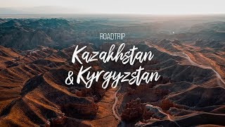 Follow us on an epic roadtrip through kazakhstan and kyrgyzstan! experience with unbelievable landscapes, welcoming lovely people incredible natur...