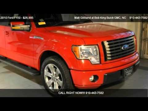 2010 ford f150 fx2 for sale in wilmington nc 28403 youtube. Black Bedroom Furniture Sets. Home Design Ideas