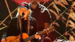 Willie Nelson - Beer for My Horses (Live at Farm Aid 30)