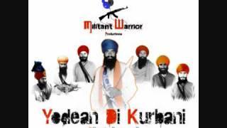 02 Je Khalistan Banouna Ha - Remix - Militant Warrior