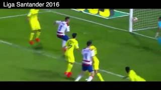 Video Gol Pertandingan Granada vs Villarreal