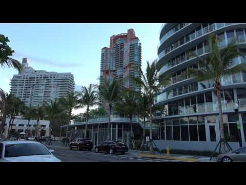 Miami Beach, Ocean Dr., South Pointe Park, May 2016