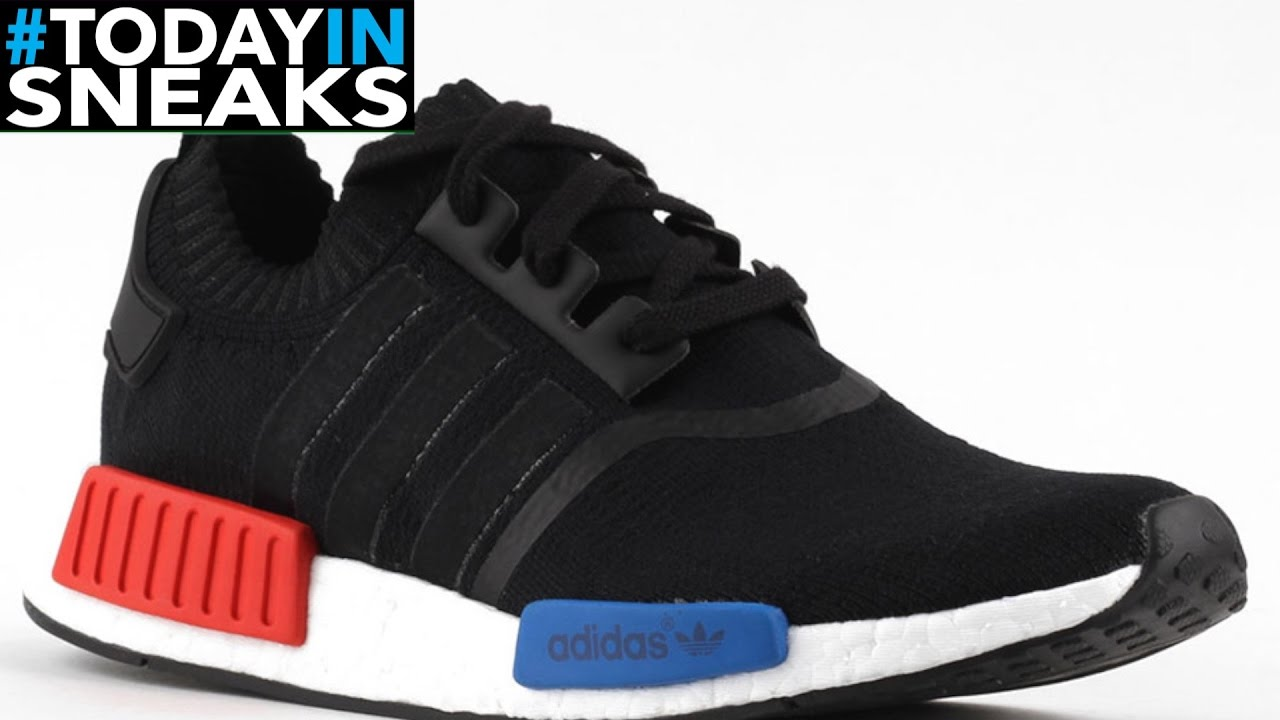 The ORIGINAL adidas NMD is Returning in DECEMBER?? - Today In Sneaks EP 006 - YouTube