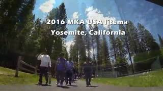 2016 MKA National Ijtema Thank You Hazoor Message