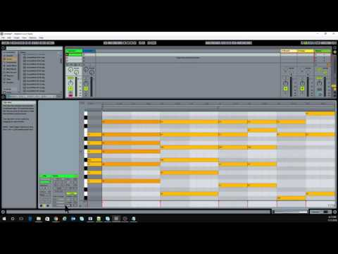 Making Future Beats live with Ableton pt 1 Mp3